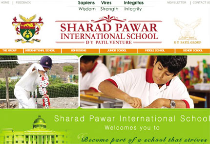 Sharad Pawar International School